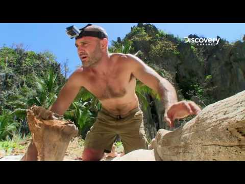 Difference Between Civilization And Scrabbling Around | MAROONED WITH ED STAFFORD 2