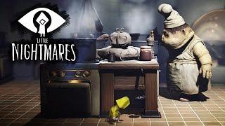 LITTLE NIGHTMARES - Um Jogo Estranhamente Macabro... Início de Gameplay!