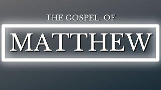 Matthew 9 (Part 1) :1-8 - Jesus Heals a Paralytic