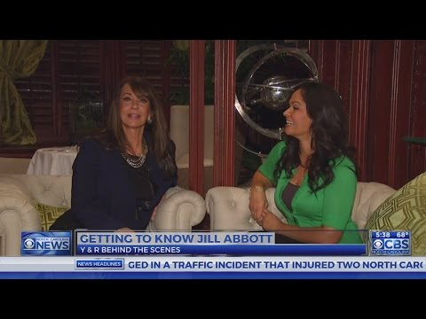 Actress has long run as Jill Abbott on 'Young and the Restless'
