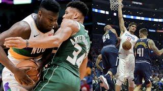 NBA 'Bullying' MOMENTS