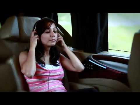 Ultra luxury bus service in India