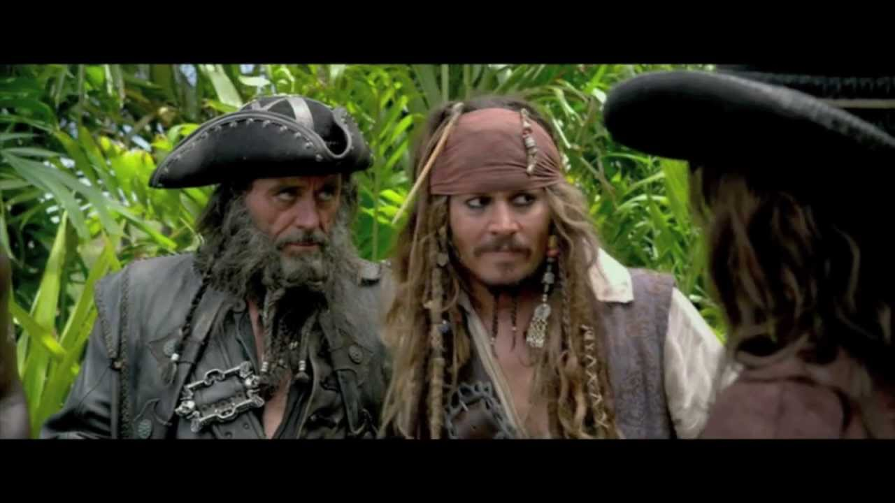 Download Pirates of the Caribbean - On Stranger Tides - Waterfall Scene