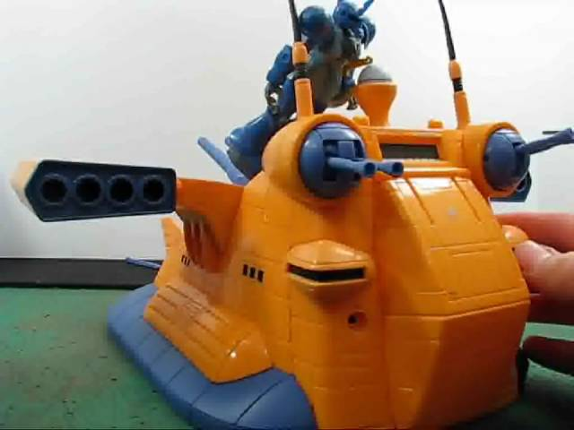 MSIA Gundam Gallop /& Ramba Ral 100/% Complete Bandai Figure lot