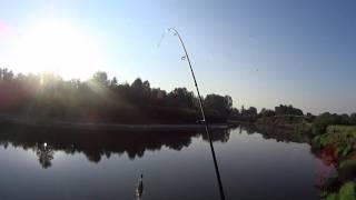 Ах , лето. Рыбалка на реке Урал