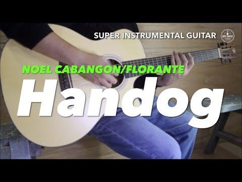 Noel Cabangon Handog instrumental guitar karaoke cover with lyrics