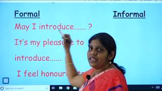 I PUC | English | Work Book : Language Functions -08
