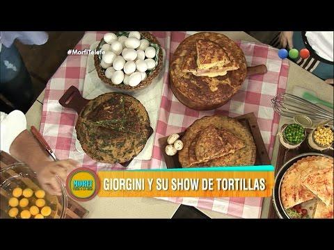 Show de tortillas - Morfi, todos a la mesa