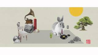 Victor Entertainment New Year Card 2011 「Rabbit」Miki Rezai