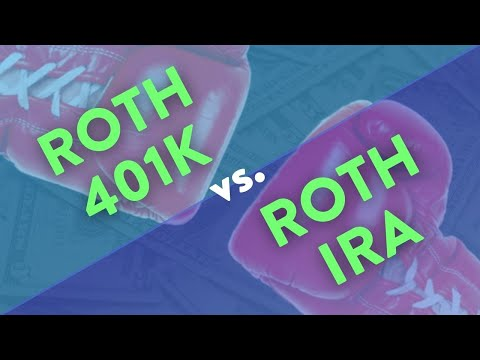 ROTH 401k VS ROTH IRA | Mark J Kohler | Tax & Legal Tip