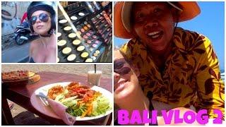 welcome to bali part 2   vlog   chloe szep