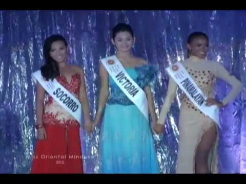 Miss Oriental Mindoro 2012 Pageant Night part 4