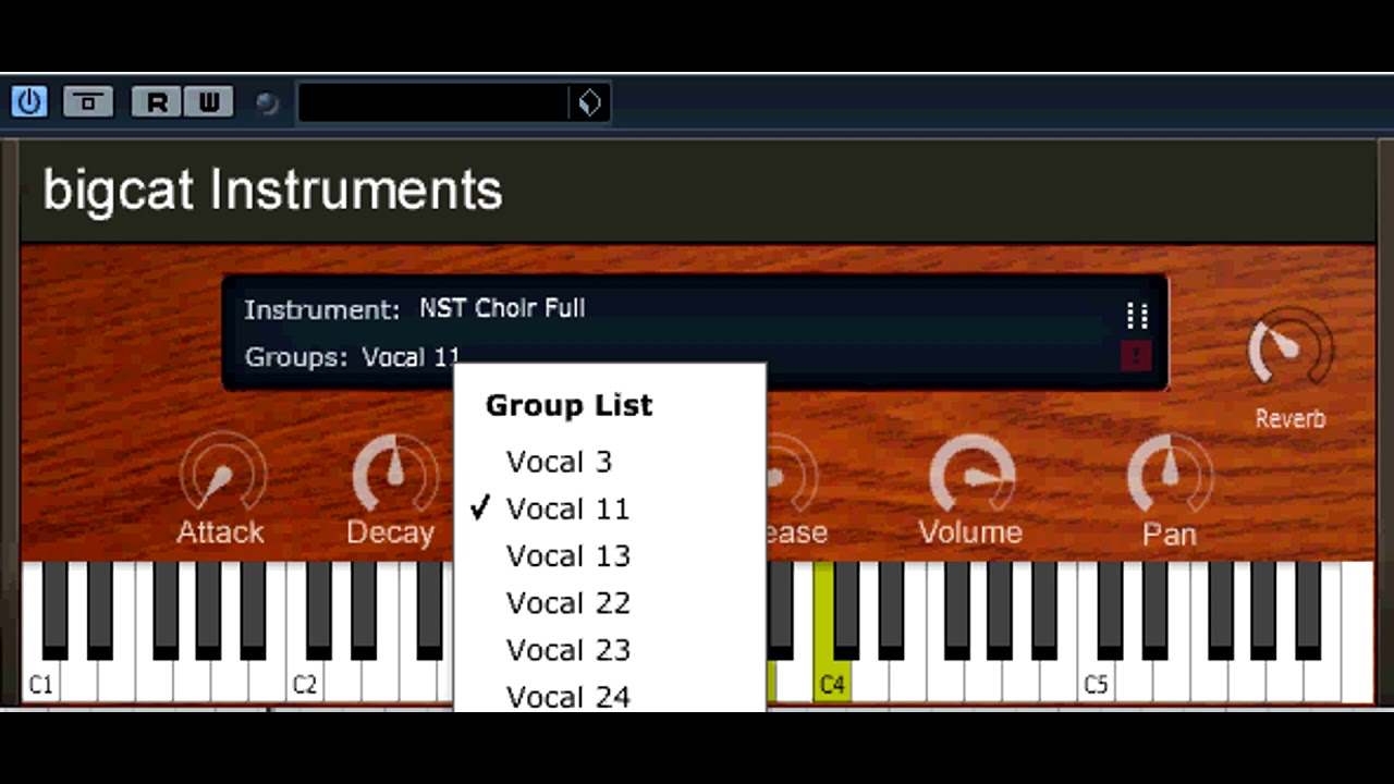 Free VST - NST Vocal Synth - vstplanet com
