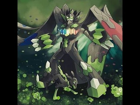 zygarde 100 form revealed for pokemon sun and moon youtube