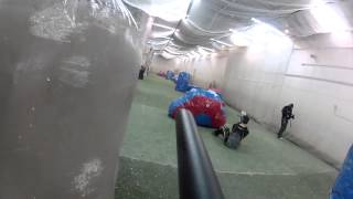 indoor paintball at hivi 11 10 12
