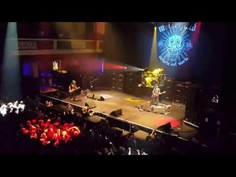 Motorhead - Los Angeles, CA The Shrine Auditorium