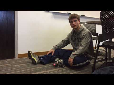 Proportion Control Theory Robot