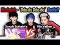 [GTI ATTACK] Sarah Suhairi 'Ddu Du Ddu Du' vs Via vallen 'Ddu Du Ddu Du'