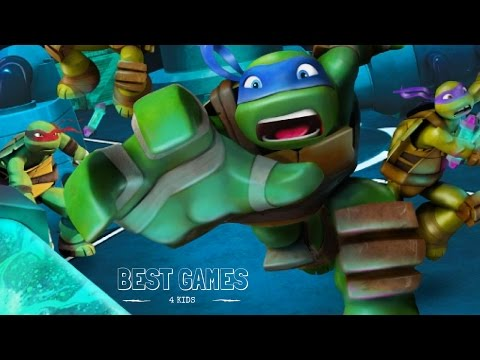 Nickelodeon | Teenage Mutant Ninja Turtles: Collect And Conquer - TMNT Game 4 Kids