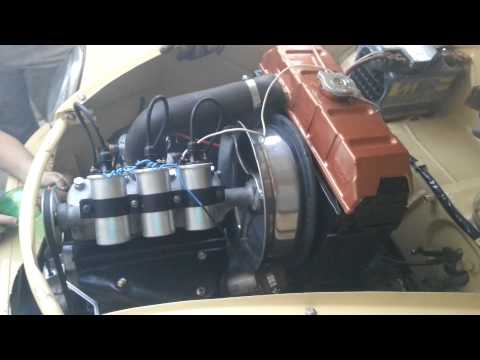 Ronco do motor DKW