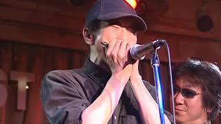 塩次伸二 妹尾隆一郎 永井ホトケ隆 2008.1.18 京都Mojo West