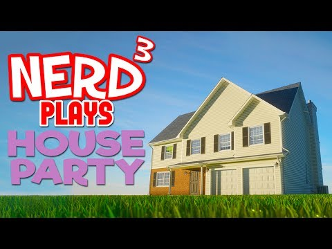 Nerd³ Plays... House Party - Breast Quest