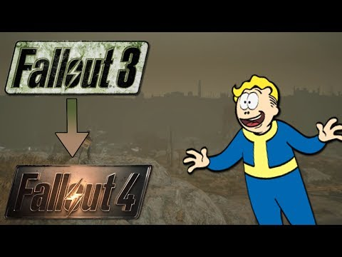 Fallout 3 In Fallout 4 - The June Update