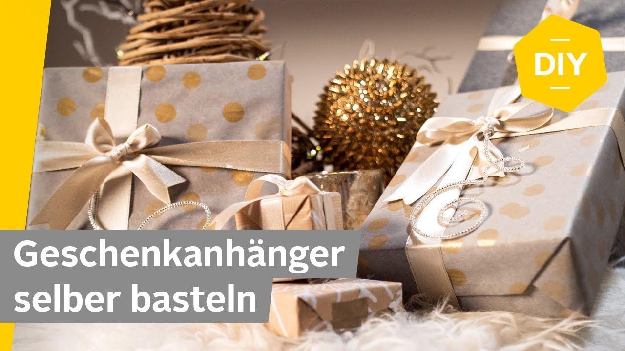 Diy Geschenkanhänger Basteln Zu Weihnachten Roombeez Powered By Otto