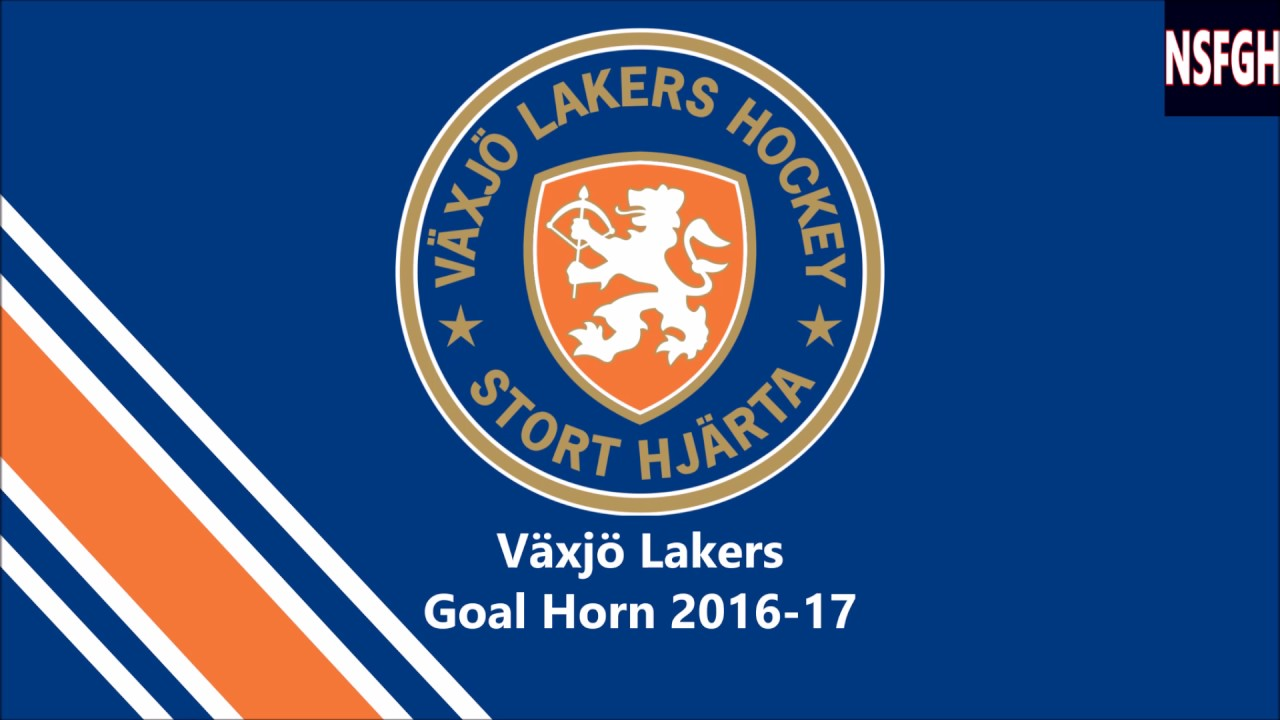 Vaxjo Lakers Goal Horn