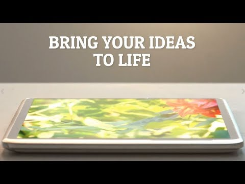 Bring Your Ideas to Life