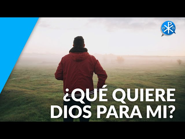 ¿Qué quiere Dios Para mi?   Perseverancia - P. Gustavo Lombardo