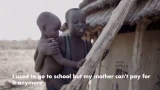 Famine in South Sudan: Keynyang's Story