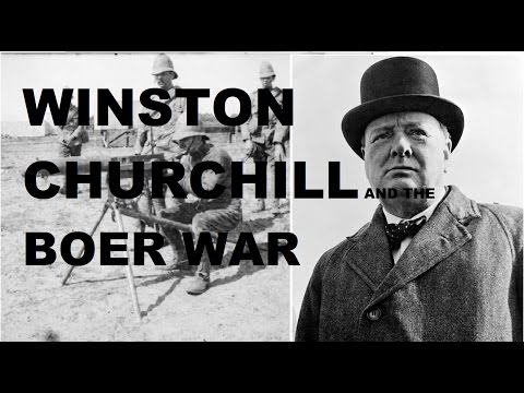 Winston Churchill and the Boer War