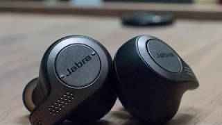 Jabra Elite 65t Alexa Enabled True Wireless Earbuds Charging Case Review