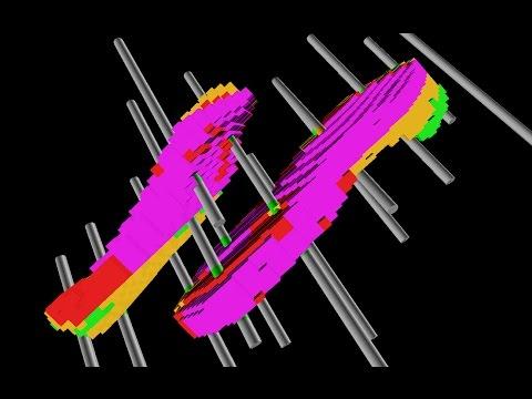Mining 3D Block Model View
