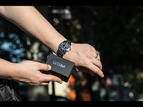 DOM Luxury Men's Watch 30m Waterproof  Ordered On Aliexpress