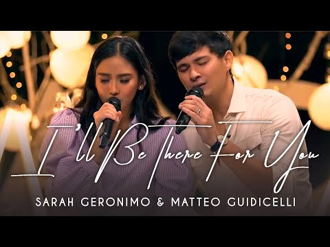 [HD50FPS] Sarah Geronimo & Matteo Guidicelli - I'll Be There For You~ Sarah and Matteo, Love Landers