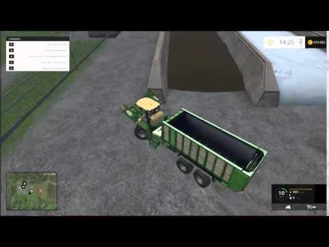 #7 L'ensilage sur Farming Simulator 2015