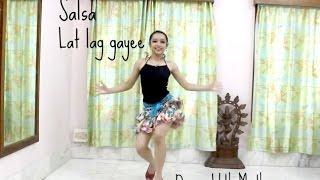 Salsa Dance (Lat Lag Gayee) by Arpita Dutta