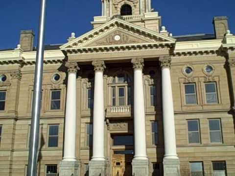 Shiawassee County Court House - Michigan
