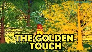 Midastouch (The Golden Touch) Short Story For Kids