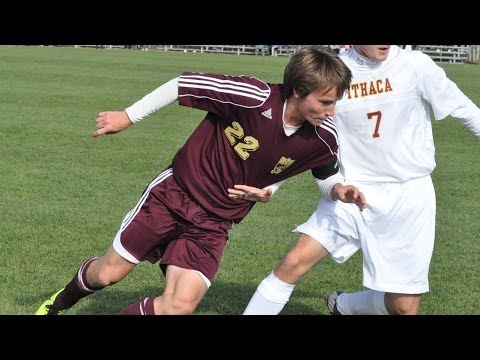 Eric Eastman 2013 Arlington High School Soccer Highlights