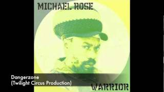 Michael Rose - Warrior (Full Album - A Twilight Circus production)