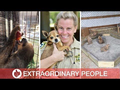 Inmates Help To Run Animal Farm
