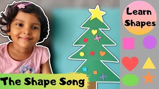 All About Shapes | Shape Song | Shape Activities