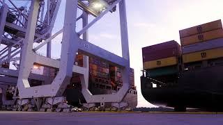 Georgia Ports: The Port that never sleeps