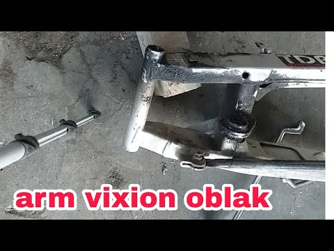 Cara Ganti Bos Arm Vixion Mudah