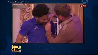 الإبراشي: محمد صلاح يتعرض لحملة تشويه مشبوهة -فيديو