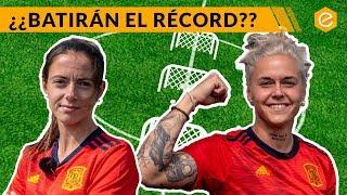 RETAMOS a las JUGADORAS de la SELECCIÓN ESPAÑOLA de Fútbol