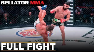 Full Fight | Patricio Pitbull vs. Juan Archuleta - Bellator 228